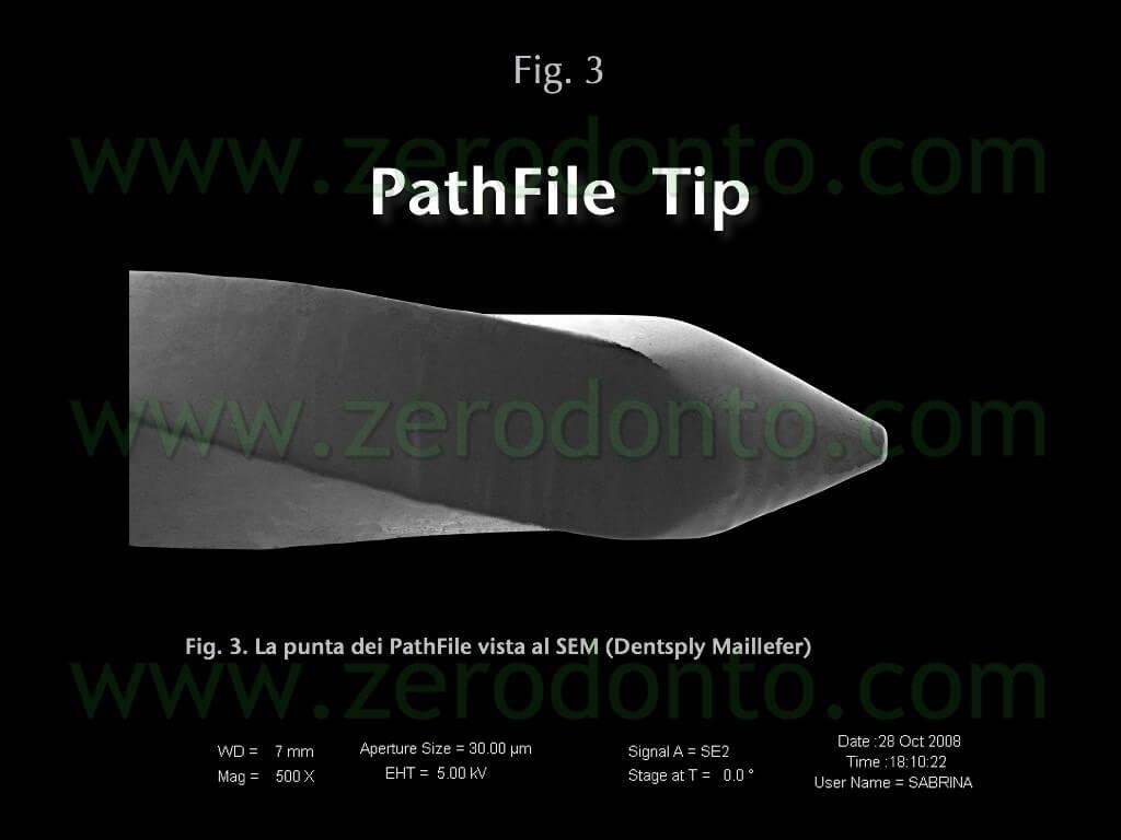 punta pathfile