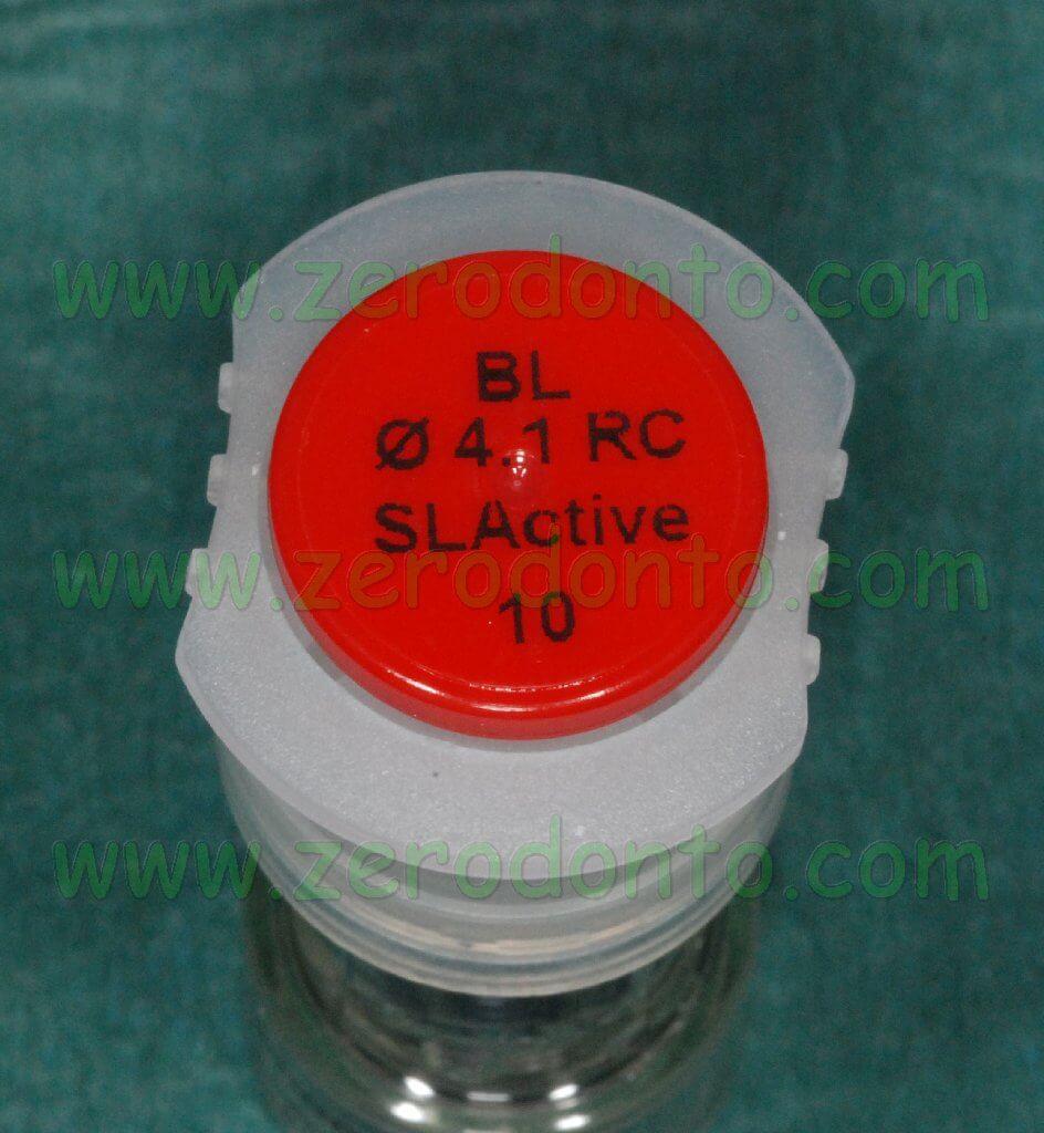Bone level SLActive