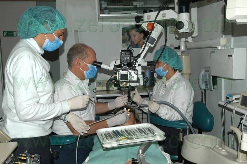 endodontic microscope
