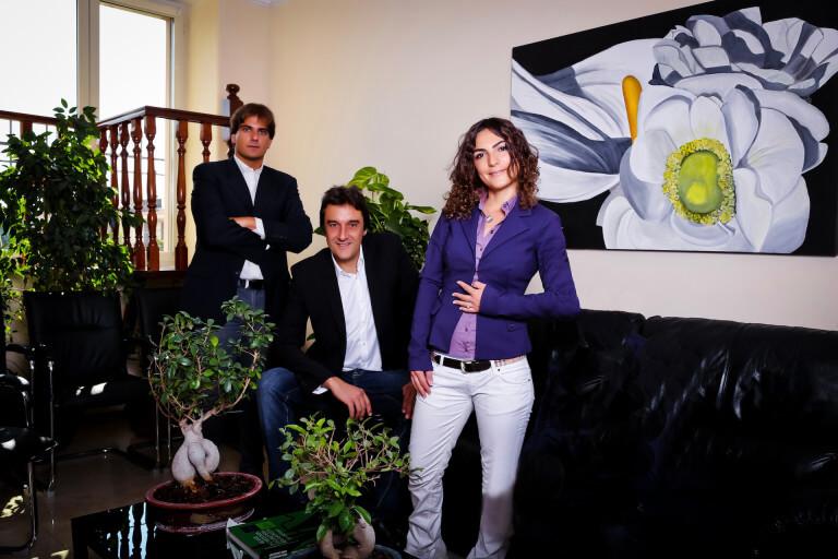 Fabio Cozzolino, Anna Mariniello, Roberto Sorrentino