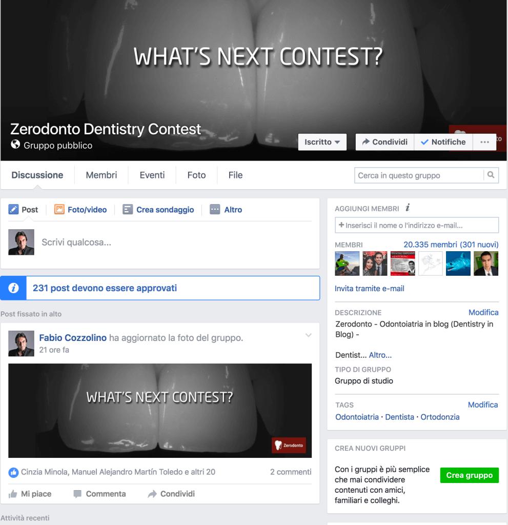 Zerodonto Contest