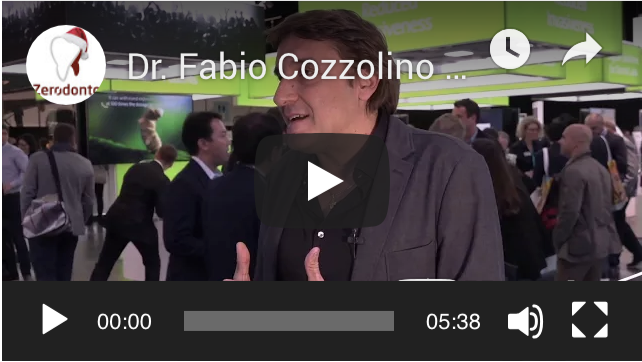 Straumann interviews Dr Cozzolino at ITI congress